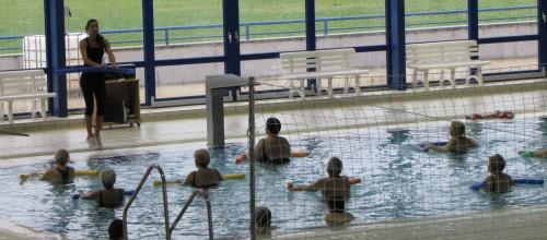 Gimnastika u vodi