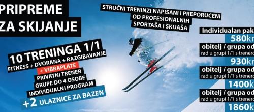 Pripremite se za skijašku sezonu!