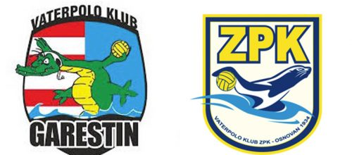 Subota 14.12.2019. u 13:00 Vaterpolo utakmica VK Garestin vs. ZPK
