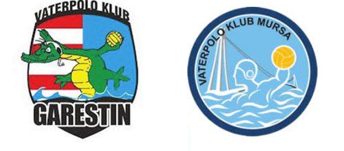 Vaterpolo utakmica VK Garestin vs. VK Mursa Osijek u subotu, 02.03.2019.