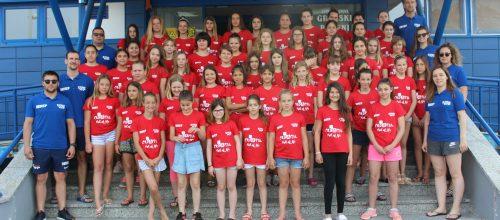 HVS u gostima! Hrvatske vaterpolske reprezentacije na treninzima u lipnju i srpnju na bazenima!